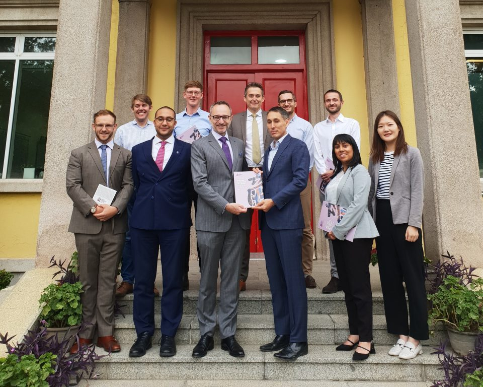 British Business in China: Position Paper 2021 Launched
