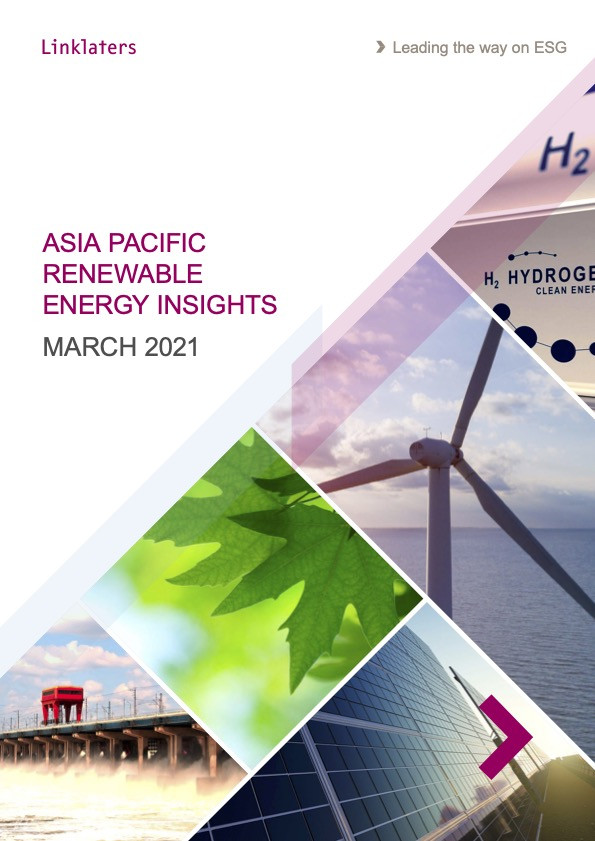 Asia Pacific Renewable Energy Insights 2021