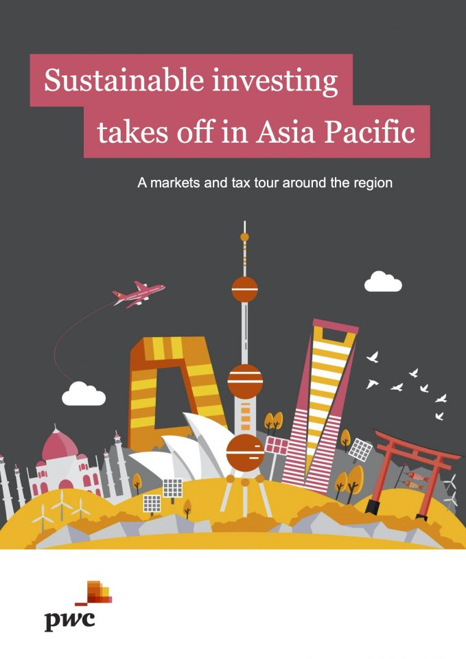 Sustainable investing takes off in Asia Pacific